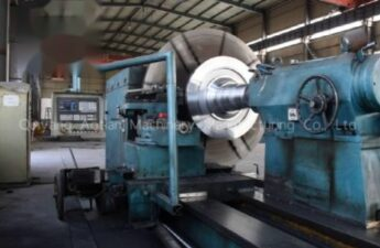 Eancing Paper Machine